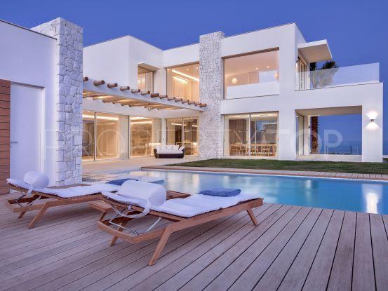 For sale villa in La Panera with 5 bedrooms   Marbella Hills Homes
