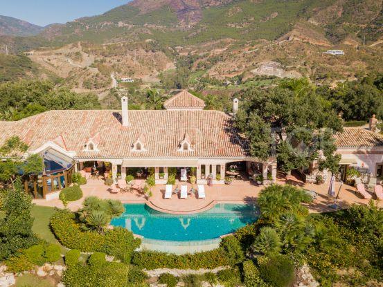 For sale villa in La Zagaleta   Marbella Hills Homes