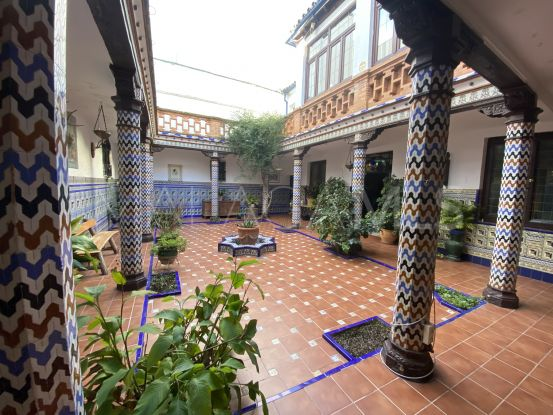 For sale 6 bedrooms semi detached house in Ronda Centro | Seville Sotheby's International Realty