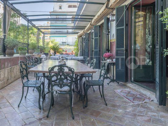 4 bedrooms flat in Prado de San Sebastian - Felipe II | KS Sotheby's International Realty - Sevilla