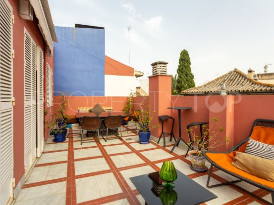 Santa Cruz - Alfalfa penthouse for sale | KS Sotheby's International Realty - Sevilla