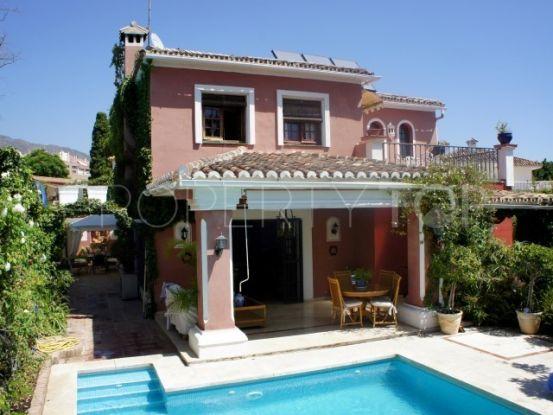 Buy Marbella Centro villa with 4 bedrooms | Loraine de Zara