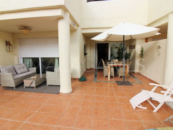 For sale El Campanario 2 bedrooms ground floor duplex | Marbella Maison