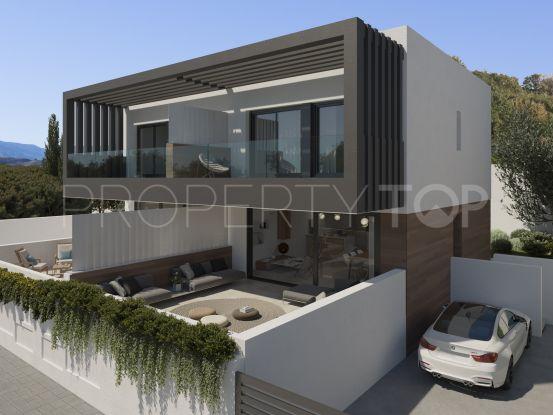 For sale New Golden Mile semi detached villa | Marbella Maison