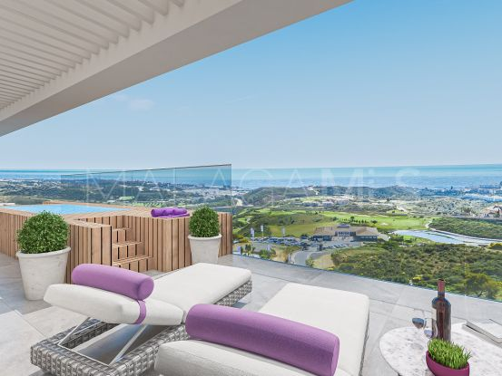 Calanova Golf penthouse   Marbella Maison