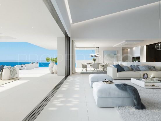 4 bedrooms New Golden Mile penthouse for sale | Marbella Maison