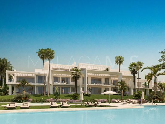 For sale ground floor apartment in Casares with 3 bedrooms | Marbella Maison