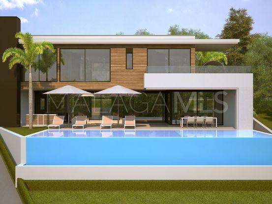 For sale Capanes Sur plot | Marbella Maison