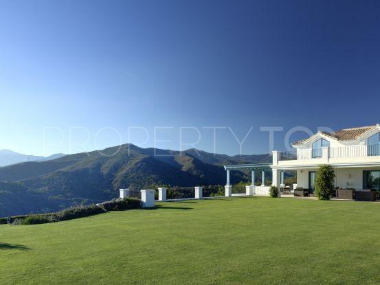 4 bedrooms villa for sale in Monte Mayor, Benahavis | Marbella Maison