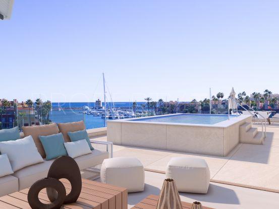 Buy penthouse in Sotogrande Puerto Deportivo | Real Estate Ivar Dahl