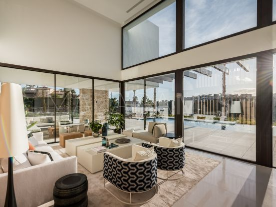 For sale 5 bedrooms villa in La Alqueria, Benahavis   Real Estate Ivar Dahl
