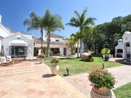 Villa in Guadalmina Baja   Real Estate Ivar Dahl