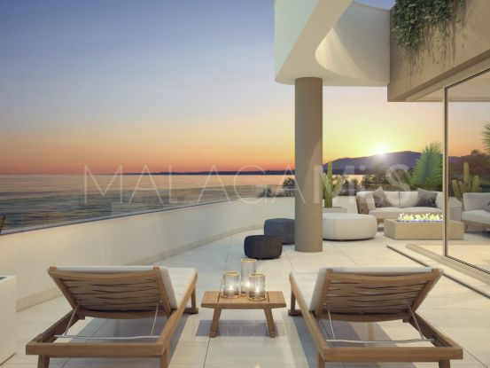 Penthouse for sale in Mijas Costa with 2 bedrooms   Real Estate Ivar Dahl