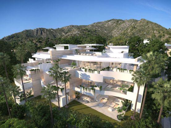 Ojen 3 bedrooms duplex penthouse   Real Estate Ivar Dahl