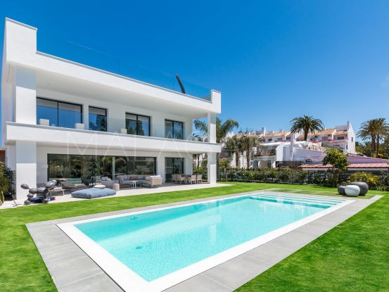 For sale Marbella - Puerto Banus villa with 4 bedrooms | Key Real Estate