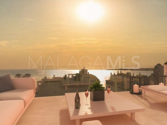 For sale 3 bedrooms penthouse in Torrequebrada, Benalmadena | Key Real Estate