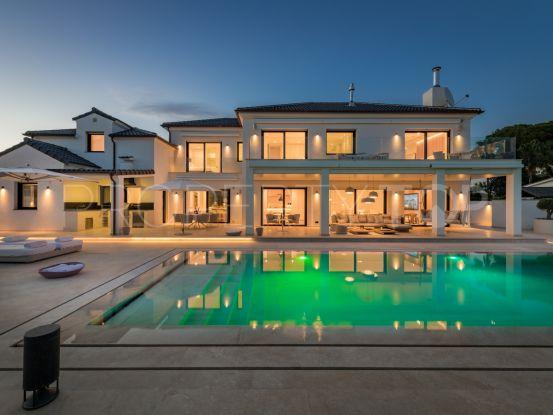For sale villa with 5 bedrooms in Casablanca, Marbella Golden Mile   Key Real Estate