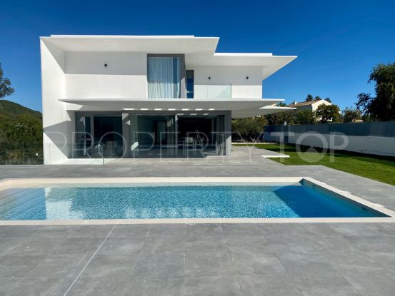 For sale villa with 4 bedrooms in La Reserva, Sotogrande | Key Real Estate