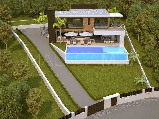 For sale plot in La Alqueria, Benahavis   Key Real Estate