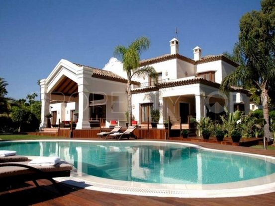 For sale La Cerquilla villa with 6 bedrooms | Key Real Estate