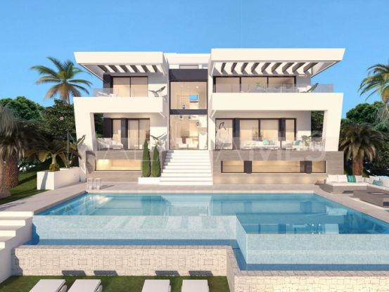 For sale villa in Mijas Golf with 3 bedrooms   Key Real Estate