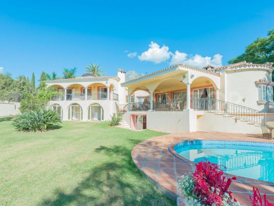 4 bedrooms villa for sale in Nagüeles, Marbella Golden Mile | Key Real Estate