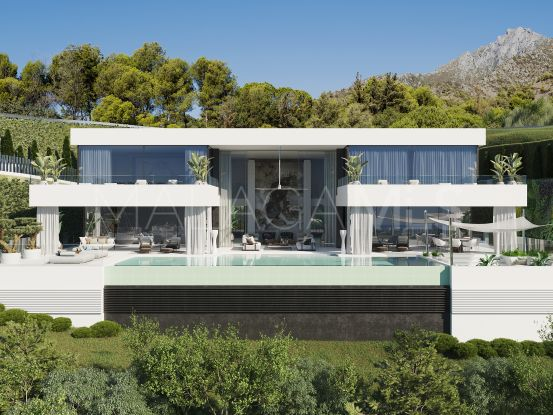 Villa with 5 bedrooms for sale in La Reserva de Alcuzcuz, Benahavis | Key Real Estate