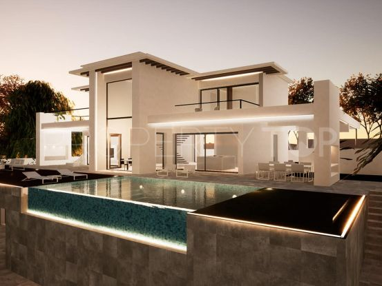 Villa with 5 bedrooms for sale in La Alqueria, Benahavis | Key Real Estate