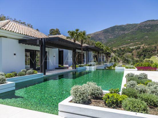 Comprar villa de 6 dormitorios en La Zagaleta, Benahavis | Key Real Estate