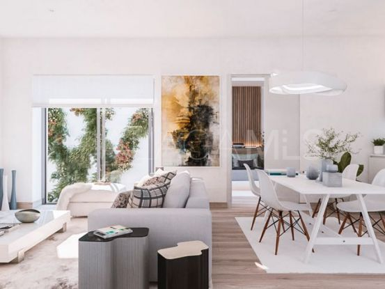 For sale ground floor apartment in Malaga | NCH Dallimore Marbella