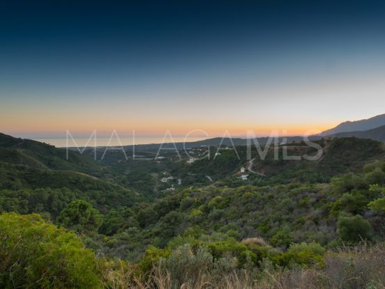 Plot in Monte Mayor for sale | New Contemporary Homes - Dallimore Marbella