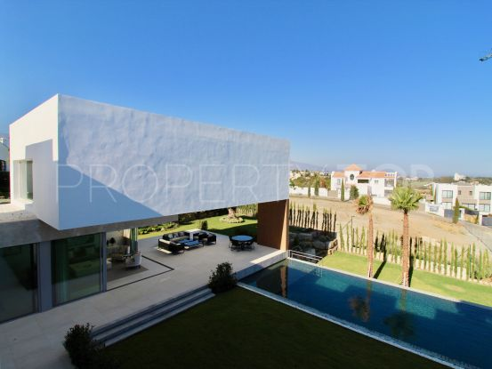 Se vende villa en Los Flamingos Golf de 5 dormitorios | New Contemporary Homes - Dallimore Marbella