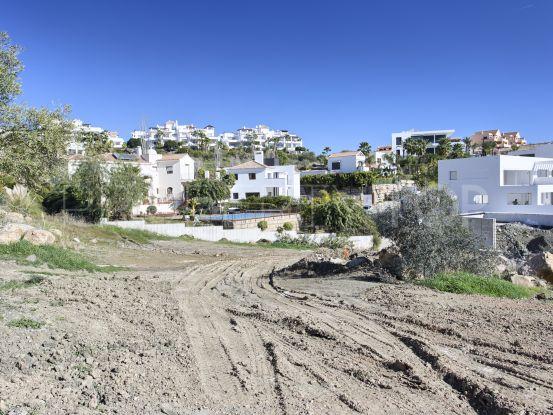 For sale La Alqueria plot   NCH Dallimore Marbella