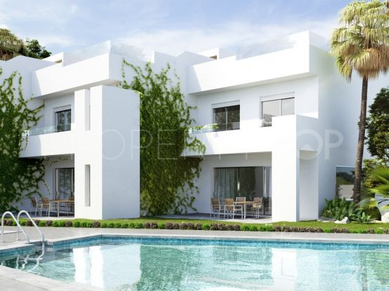 3 bedrooms town house in Los Naranjos Golf, Nueva Andalucia | New Contemporary Homes - Dallimore Marbella