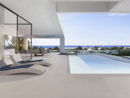 Villa for sale in Cancelada | New Contemporary Homes - Dallimore Marbella