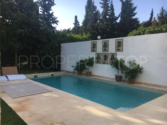 5 bedrooms town house in Polo Gardens for sale | IG Properties Sotogrande