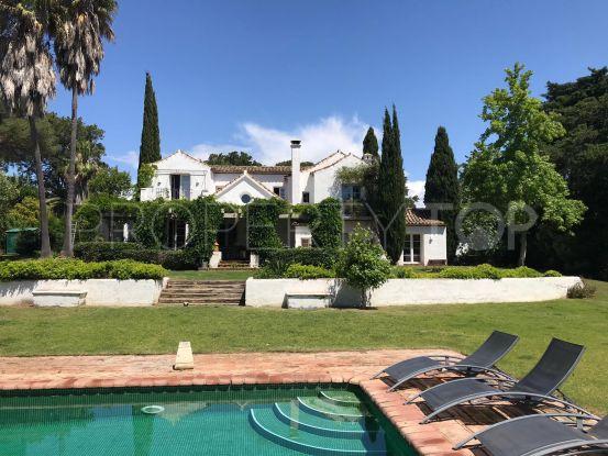 Villa in Sotogrande Costa | IG Properties Sotogrande