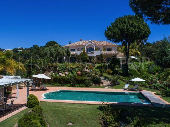 For sale La Zagaleta villa with 5 bedrooms | IG Properties Sotogrande