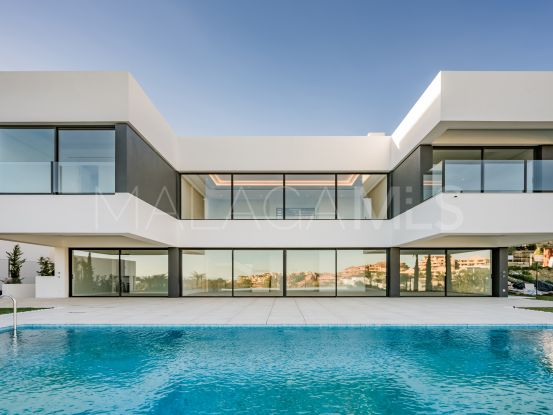 4 bedrooms villa for sale in La Alqueria, Benahavis | Housing Marbella