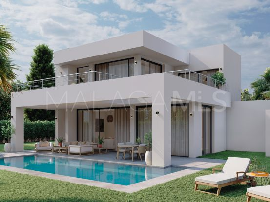 4 bedrooms villa in Atalaya Fairways for sale | Housing Marbella