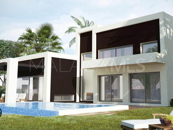 For sale 4 bedrooms villa in Mirador del Paraiso, Benahavis | Housing Marbella