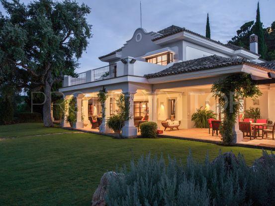 For sale La Zagaleta villa | Private Property