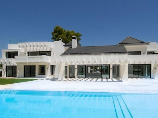 For sale Guadalmina Baja villa with 4 bedrooms   Private Property