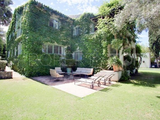Villa for sale in Sotogrande Costa with 6 bedrooms | Sotogrande Home