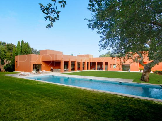 For sale villa with 5 bedrooms in Sotogrande Costa | Sotogrande Home