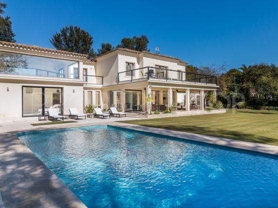 For sale Sotogrande Costa villa with 7 bedrooms | Sotogrande Home