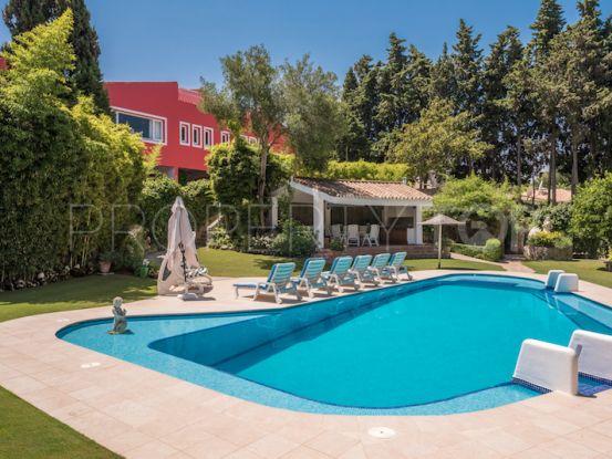 For sale Sotogrande Costa villa with 6 bedrooms | Sotogrande Home