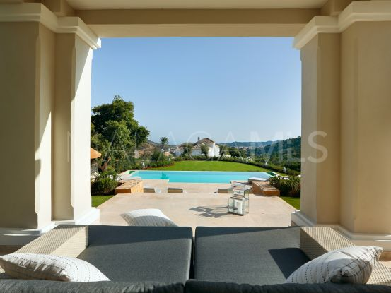 Marbella Club Golf Resort 5 bedrooms villa for sale | Berkshire Hathaway Homeservices Marbella