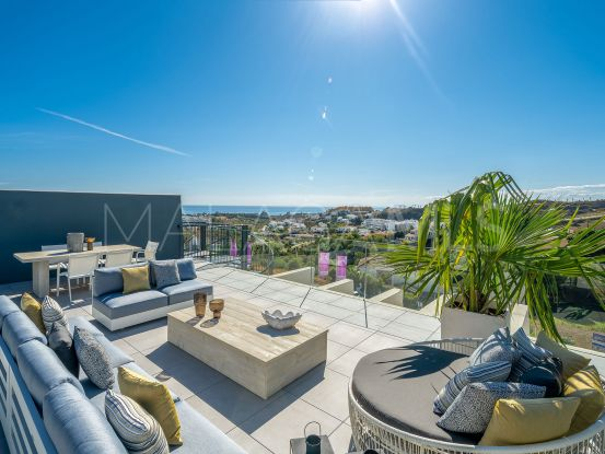 Penthouse with 2 bedrooms in La Resina Golf, Estepona | Berkshire Hathaway Homeservices Marbella