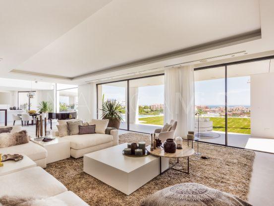 For sale La Alqueria villa with 6 bedrooms | Berkshire Hathaway Homeservices Marbella